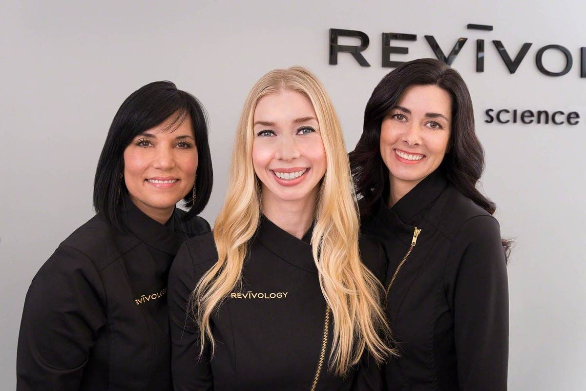 Revivology Staff