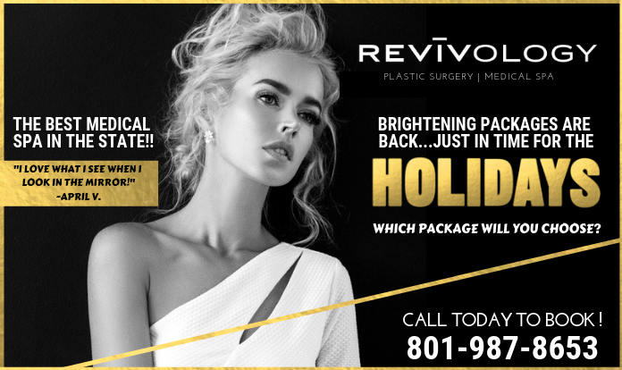 Brightening Packages Revivology.com best medical spa in the state Utah
